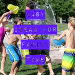 Easy Ideas for Family Time