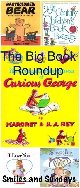 The Big Book Roundup