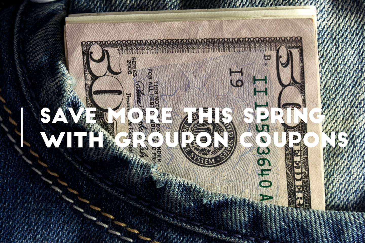Save More This Spring With Groupon Coupons