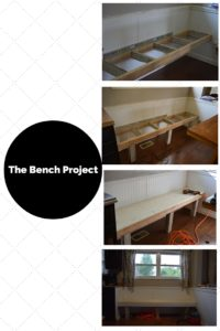 The Great Bench Project
