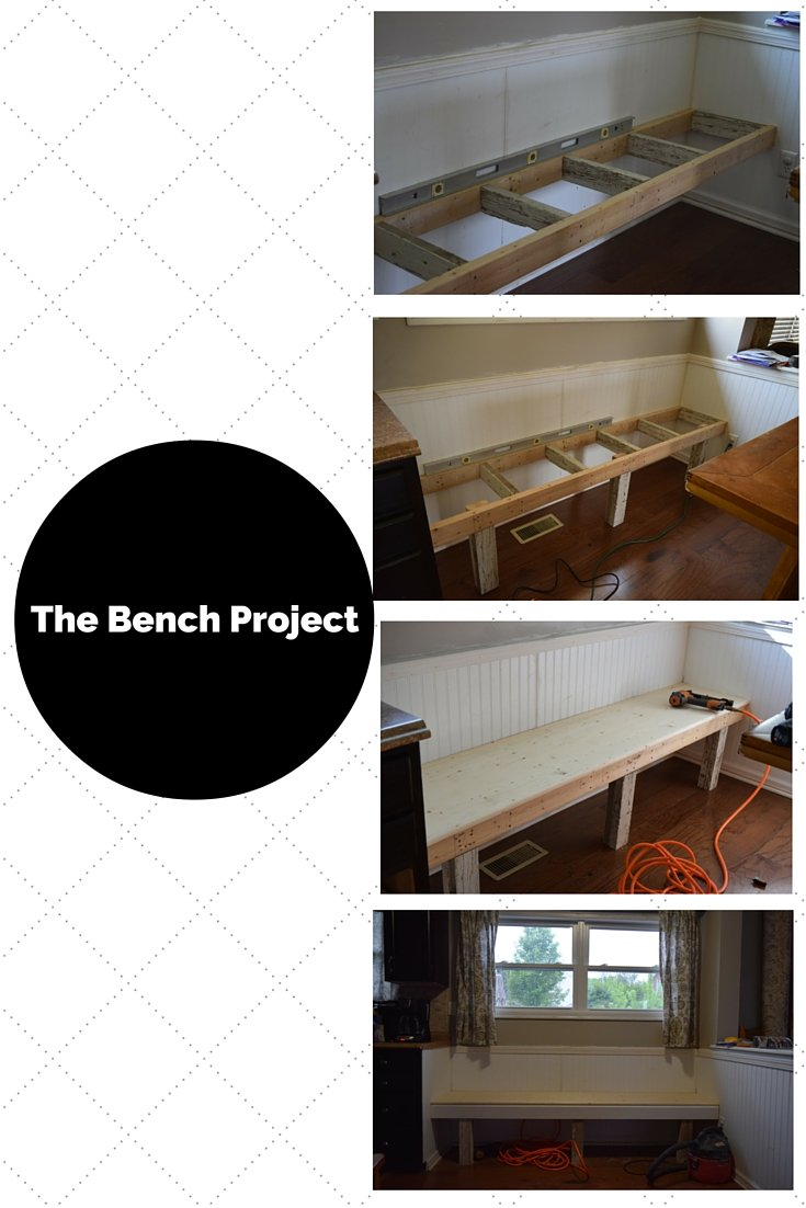 Awkward Spaces: The Bench Project