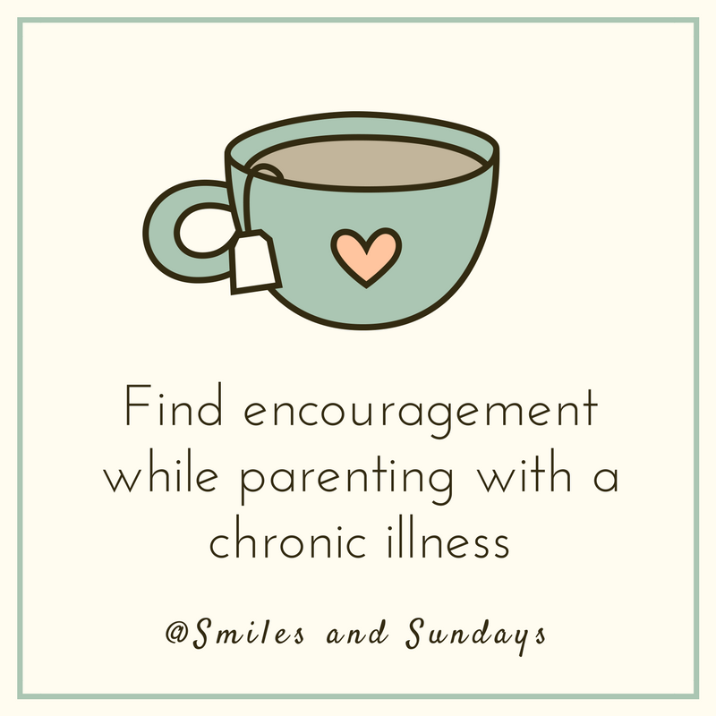 Parenting with a Chronic Illness