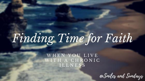 Finding Time for Faith